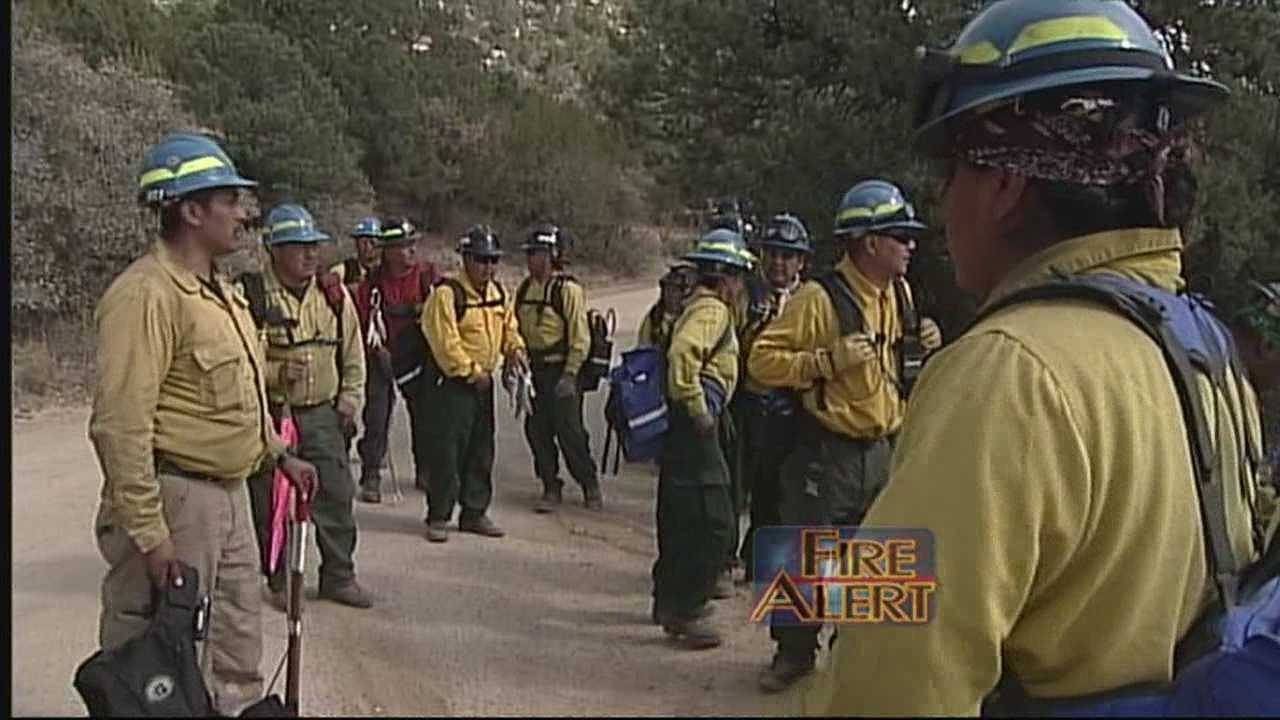 Piedra Fire Crews are coming back