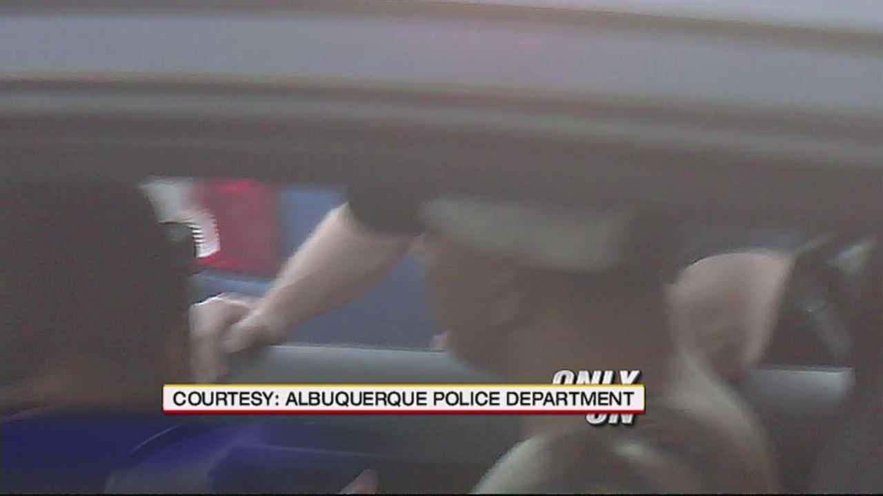 Firefighter caught on camera threatening APD officers