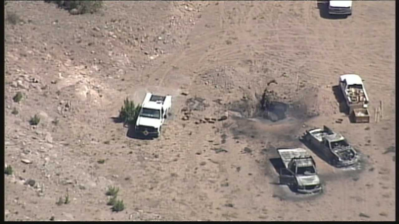 New details on fire at New Mexico Tech