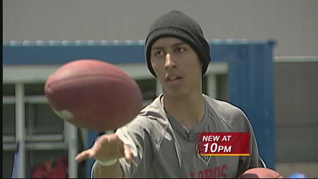 17-year-old Battles Cancer