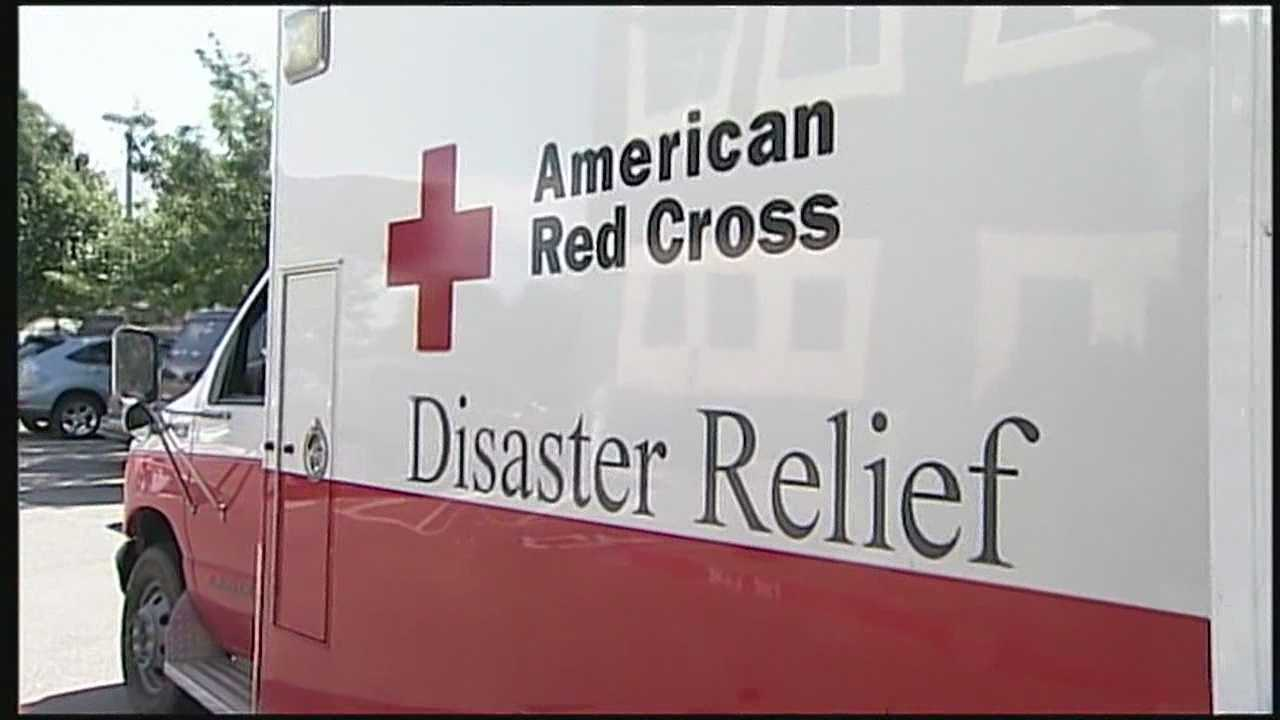 New Mexico Red Cross Heading to Oklahoma