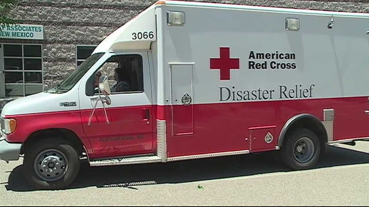 NM RED CROSS HELPS
