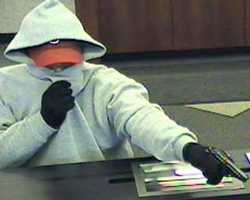 The FBI keeps an active list of the bank robbers it's hunting for.