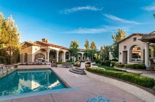 Tour this 4 bedroom, 7 bathroom mansion in Albuquerque, N.M. featured on realtor.com.