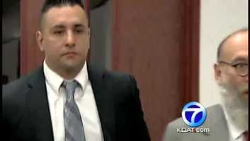 April 7, 2011: Levi Chavez formally charged with Tera Chavez's murder.