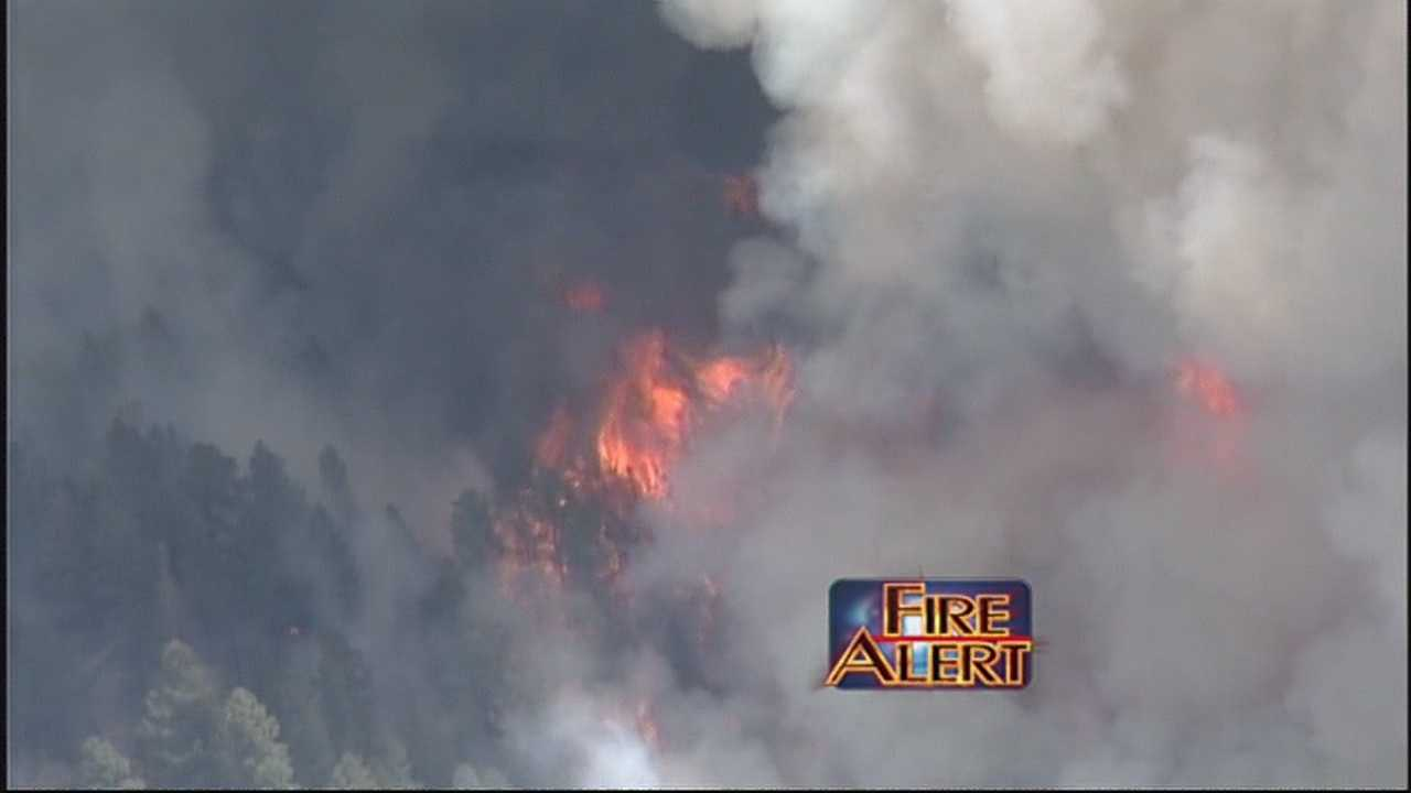 NM wildfire season in full swing