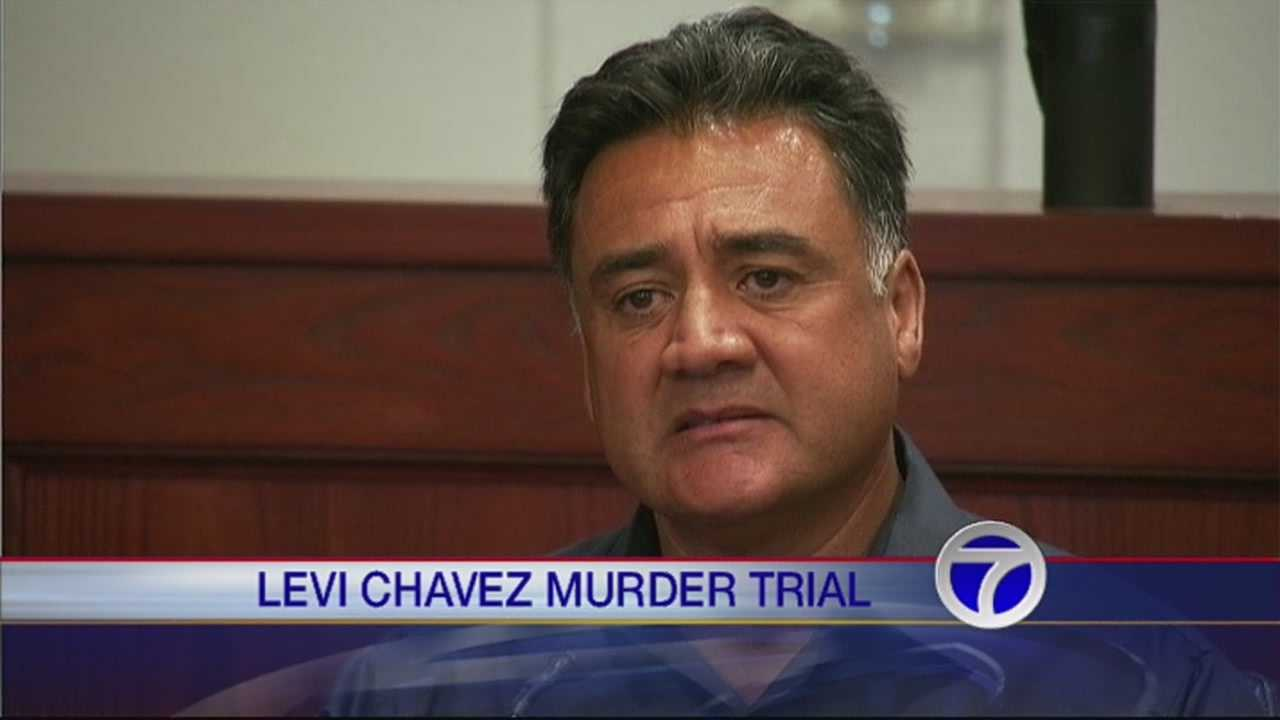 Tera Chavez's father testifies on trial's eighth day