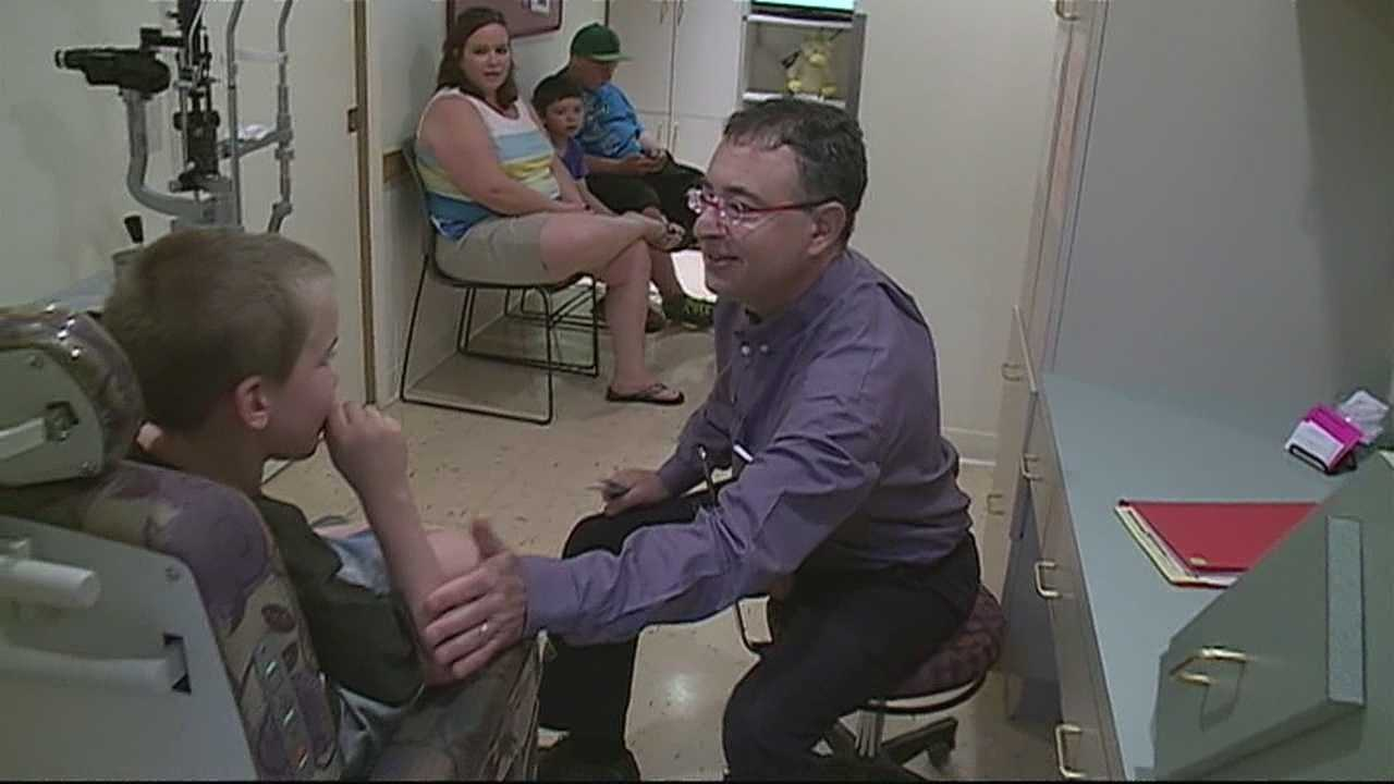 Local Eye Doctor Heading to Peru Needs Your Help