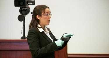 Day 9, June 21: A ballistics expert testifies about how the gun was used to kill Tera Chavez.