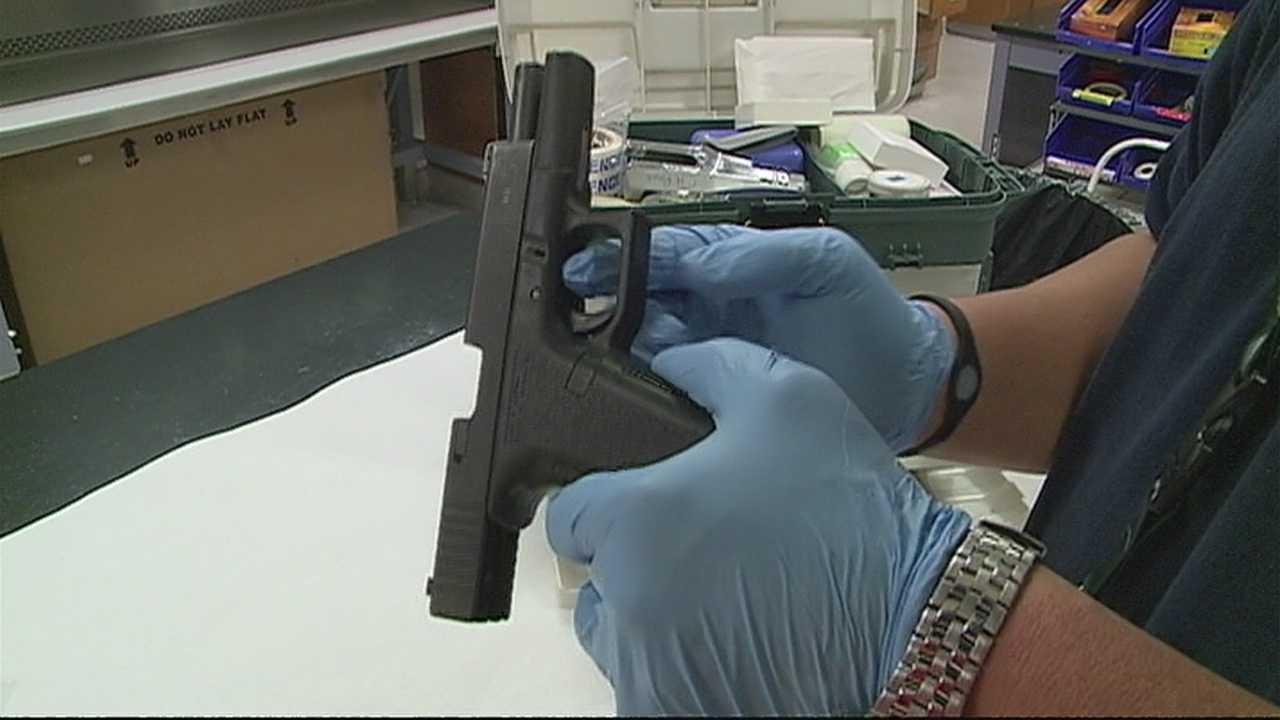 Chavez Gun Forensics