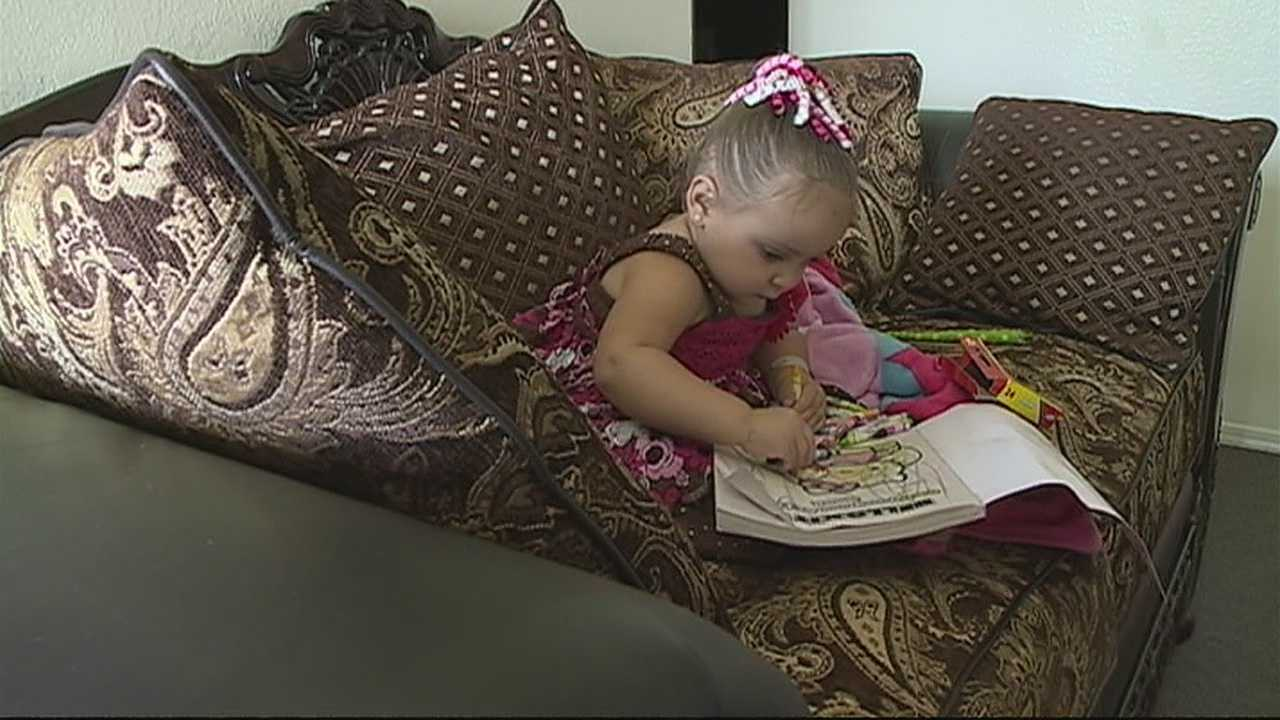 Parents of shot 1-year-old facing possible eviction