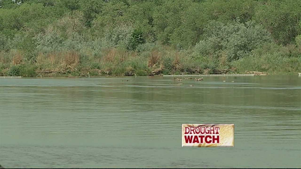 Rio Grande may dry up