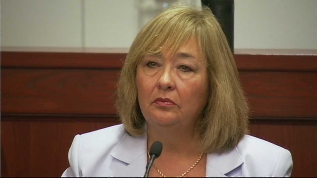 Levi Chavez's mother testifies