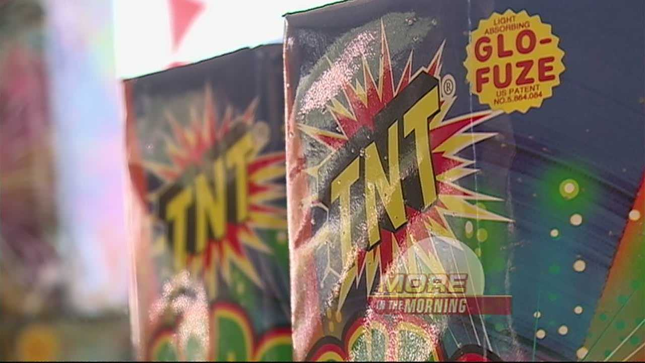 Firework Sales on Par Despite Limitations