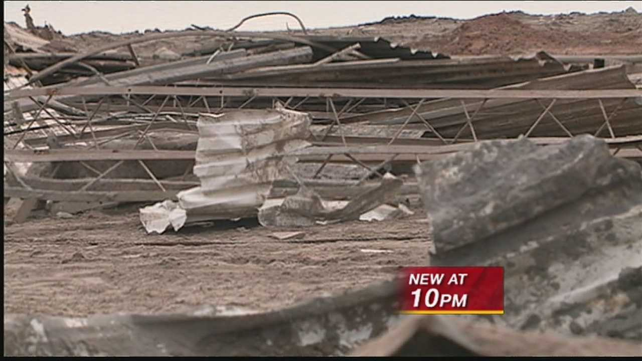Cleaning up Elephant Butte Lake