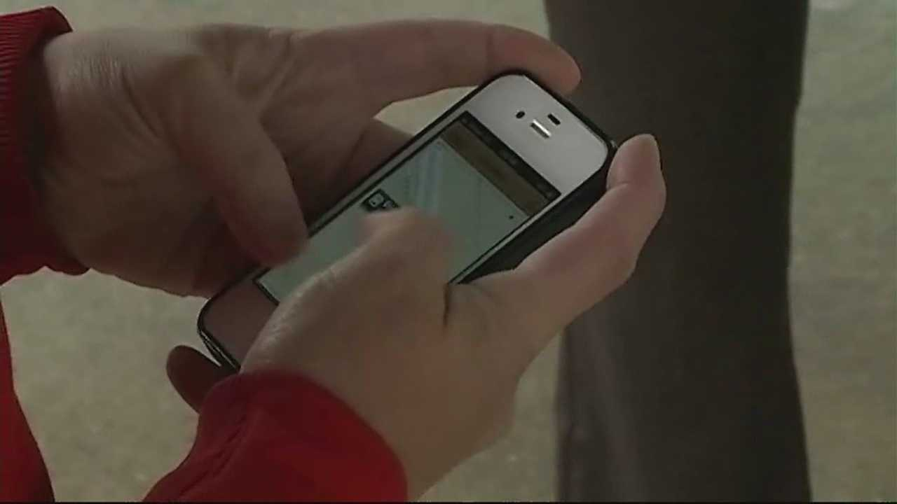 New app could help parents track children