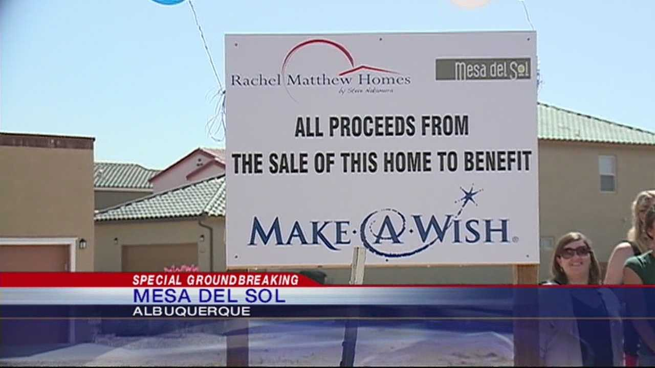 Proceeds from new Albuquerque home will go to Make-a-Wish