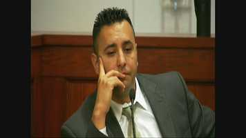CLICK HERE to watch the third part of Levi Chavez's full testimony in his murder trial.