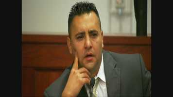 CLICK HERE to watch the eighth part of Levi Chavez's full testimony in his murder trial.