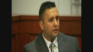 CLICK HERE to watch the 13th part of Levi Chavez's full testimony in his murder trial.