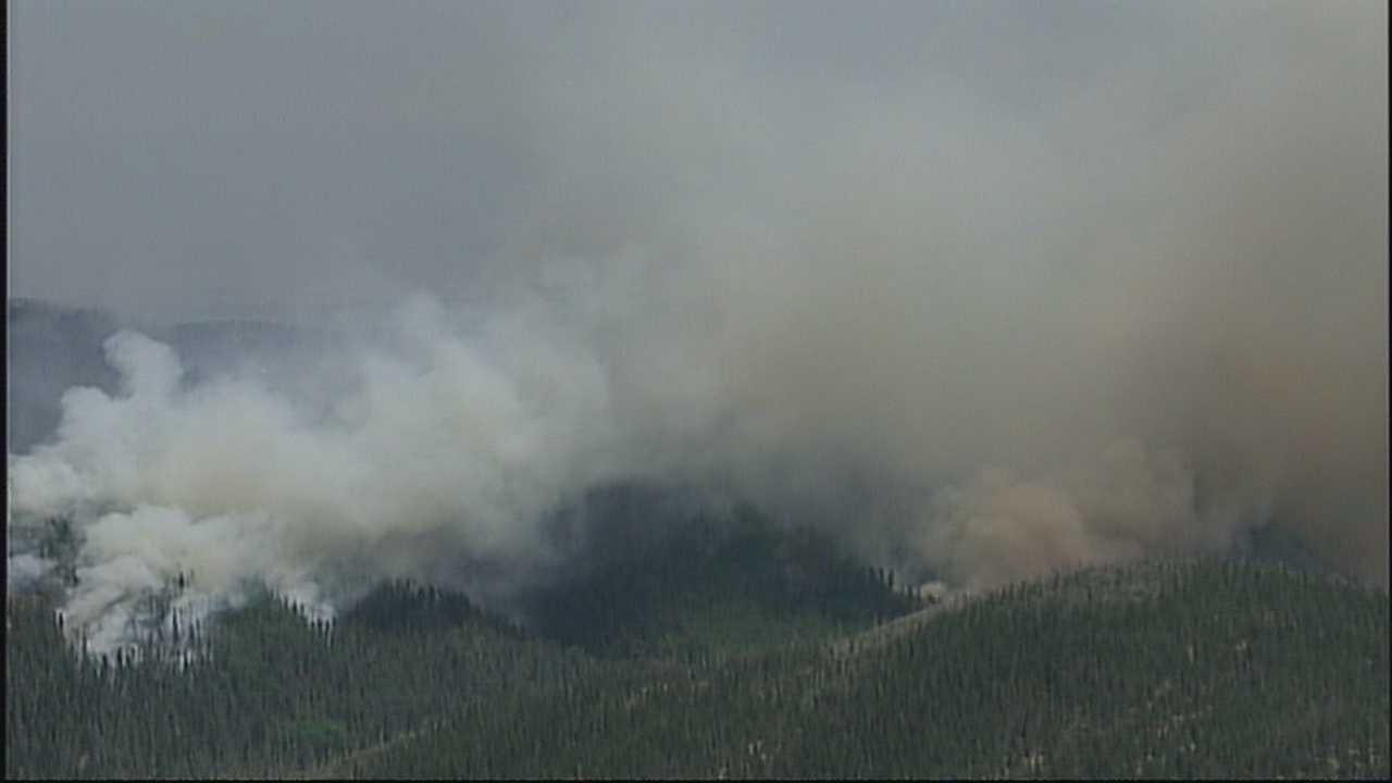 Wildfire smoke may increase climate's overall temperature