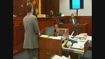 CLICK HERE to watch the 15th part of Levi Chavez's full testimony in his murder trial.