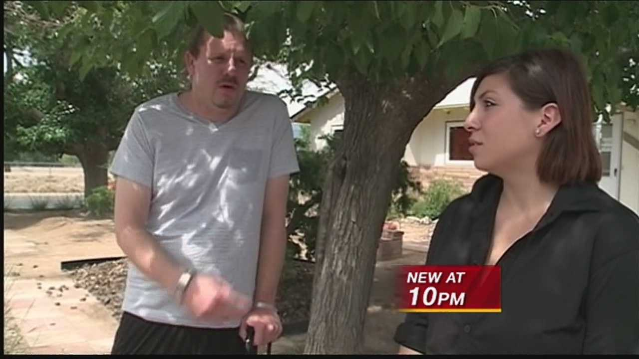 COUPLE STRUCK BY LIGHTNING GOT TO THANK THE FIRST RESPONDERS WHO HELPED SAVE THEIR LIVES.