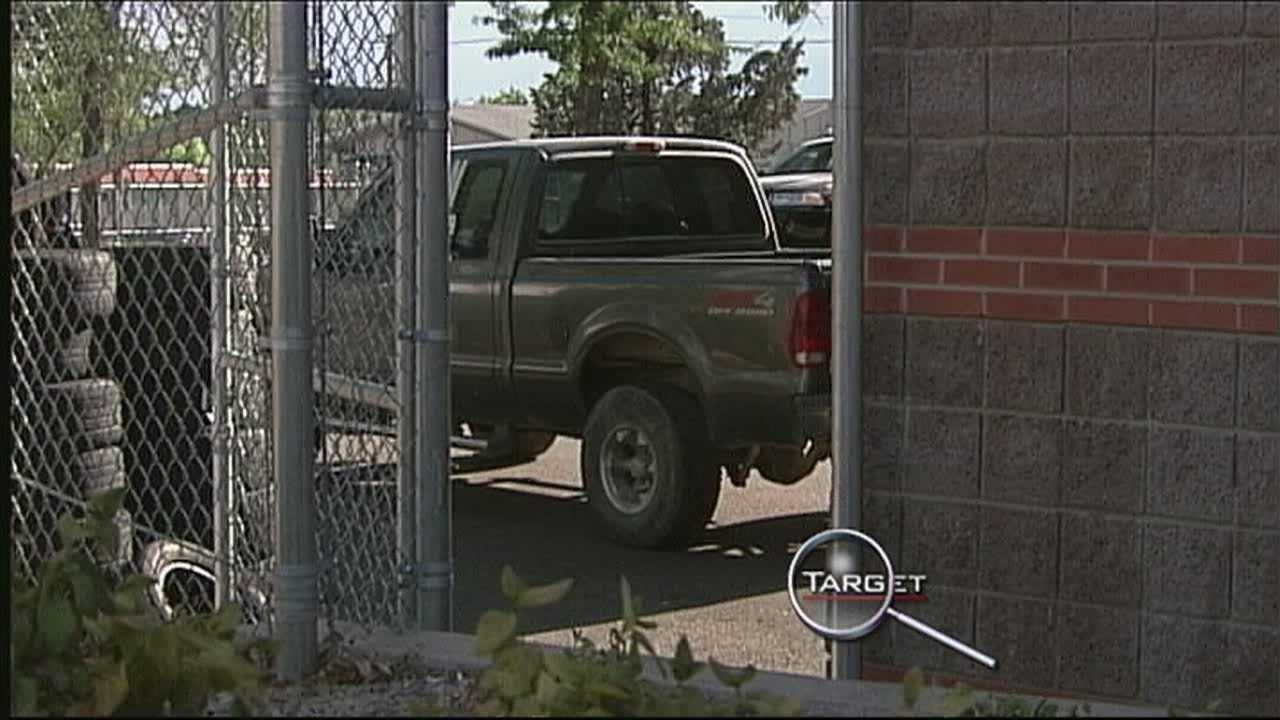 Stolen Truck Not Mentioned In Chavez Trial