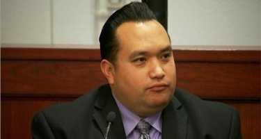 Russell Perea, the officer who was with Chavez around the time of Tera's death, takes the stand with immunity. He says Chavez was funny and genuine. CLICK HERE TO WATCH