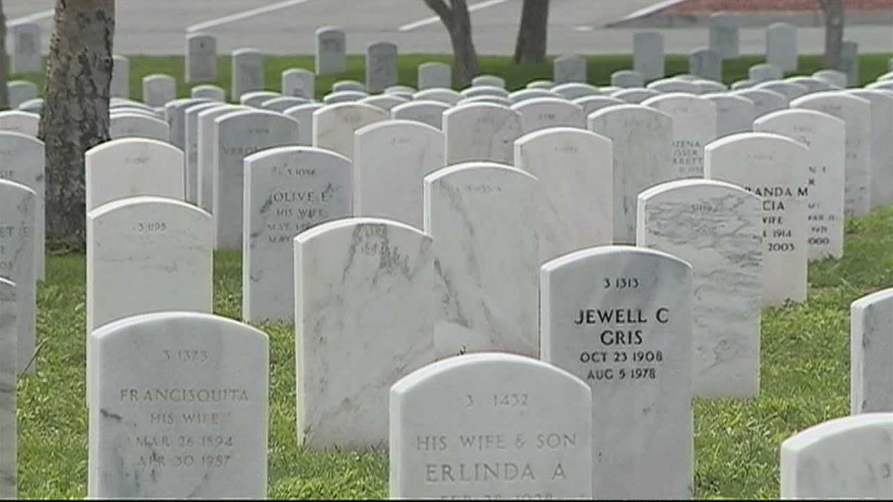 Small veteran cemeteries could be implemented throughout NM