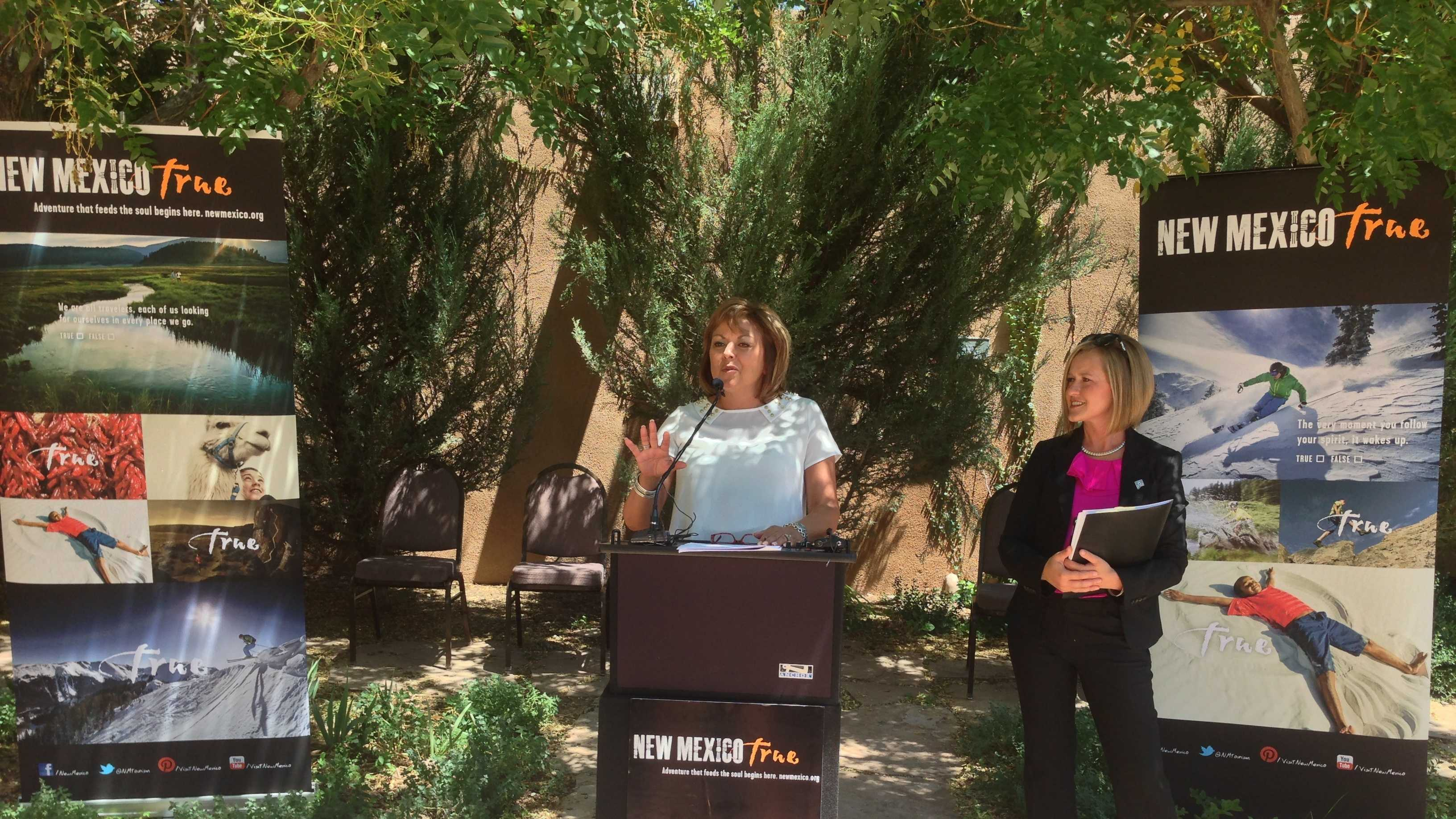 New Mexico tourism on the rise