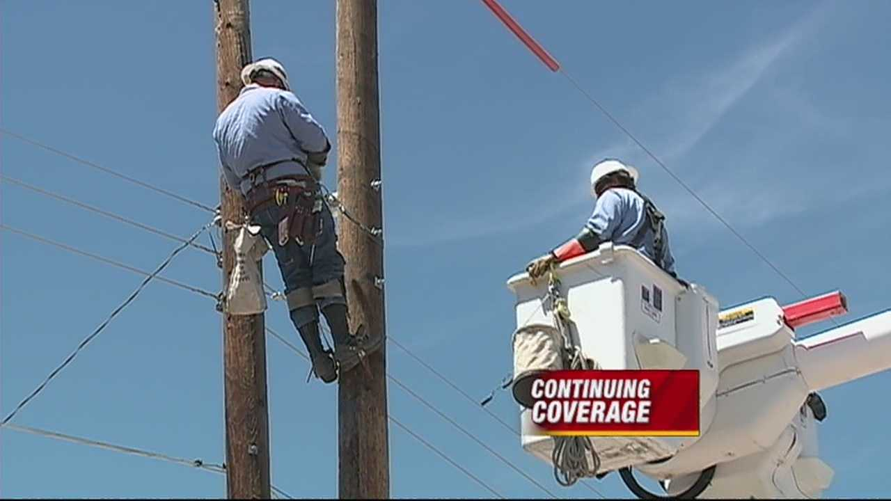 After the worst outage in recent history, 30,000 PNM customers now have power.