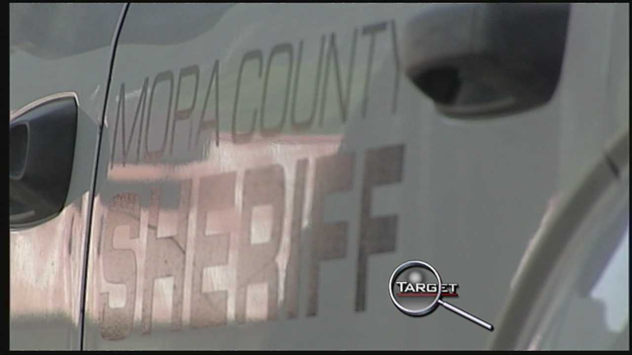 Mora County Sheriff Sued