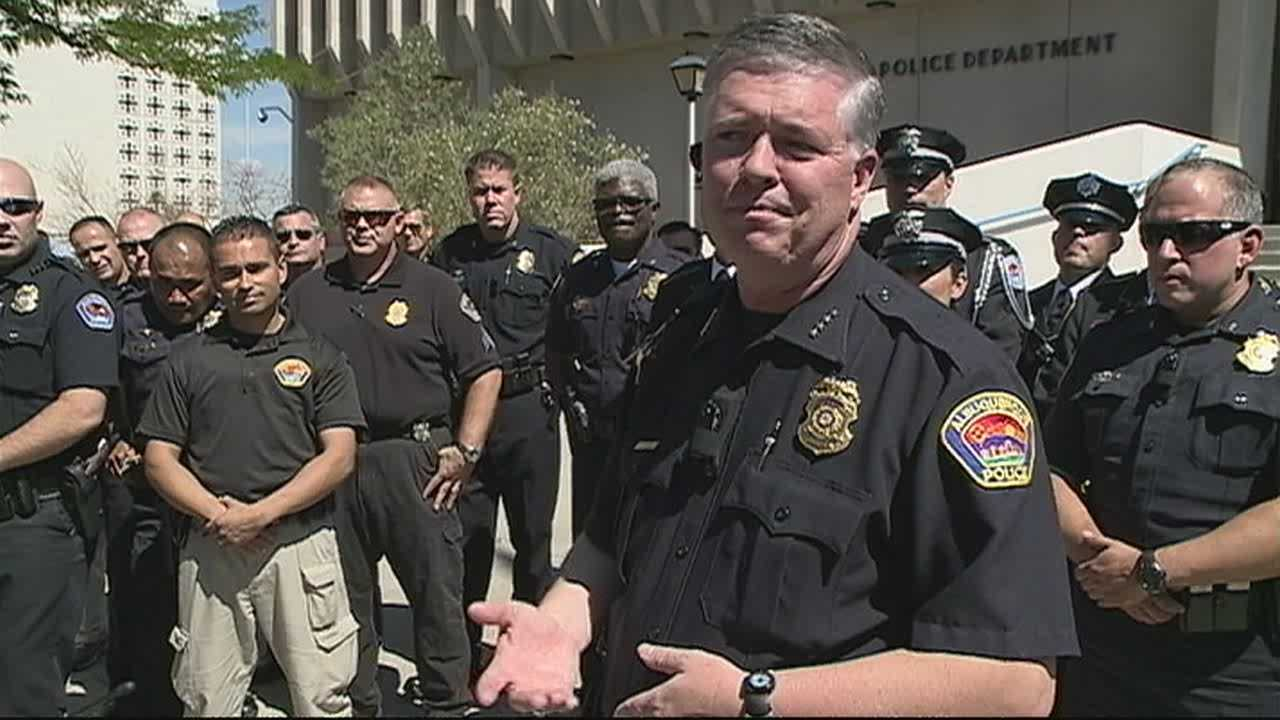 Final day for APD Chief Ray Schultz