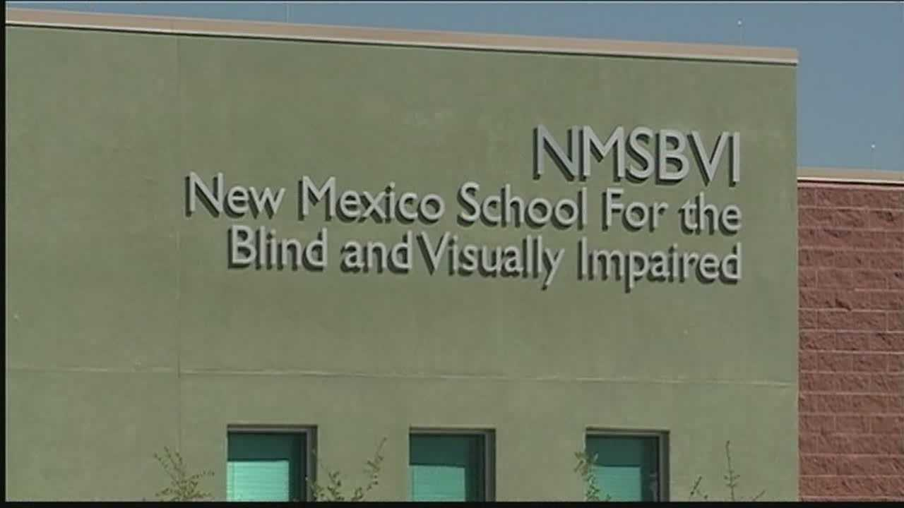 NM School for the Blind and Visually Impaired fights back against vandals