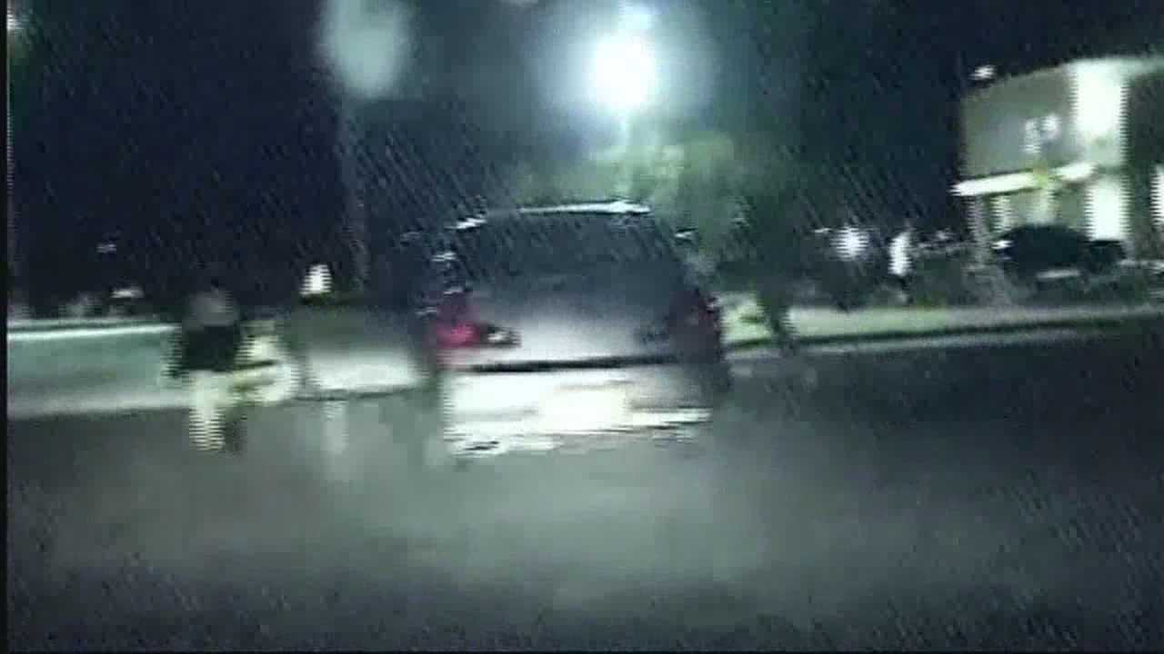 Caught on camera:  Dangerous high speed police chase through NE Albuquerque