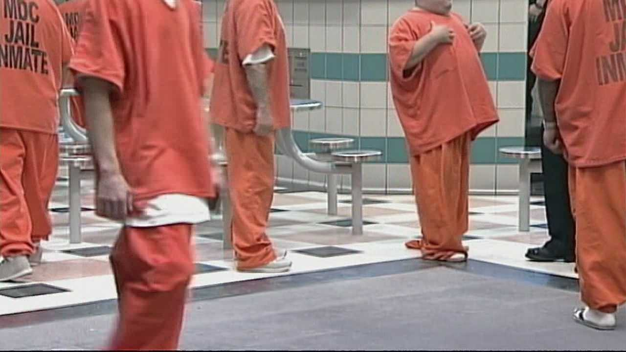 It could be the end to cramped cells at the Metropolitan Detention Center.