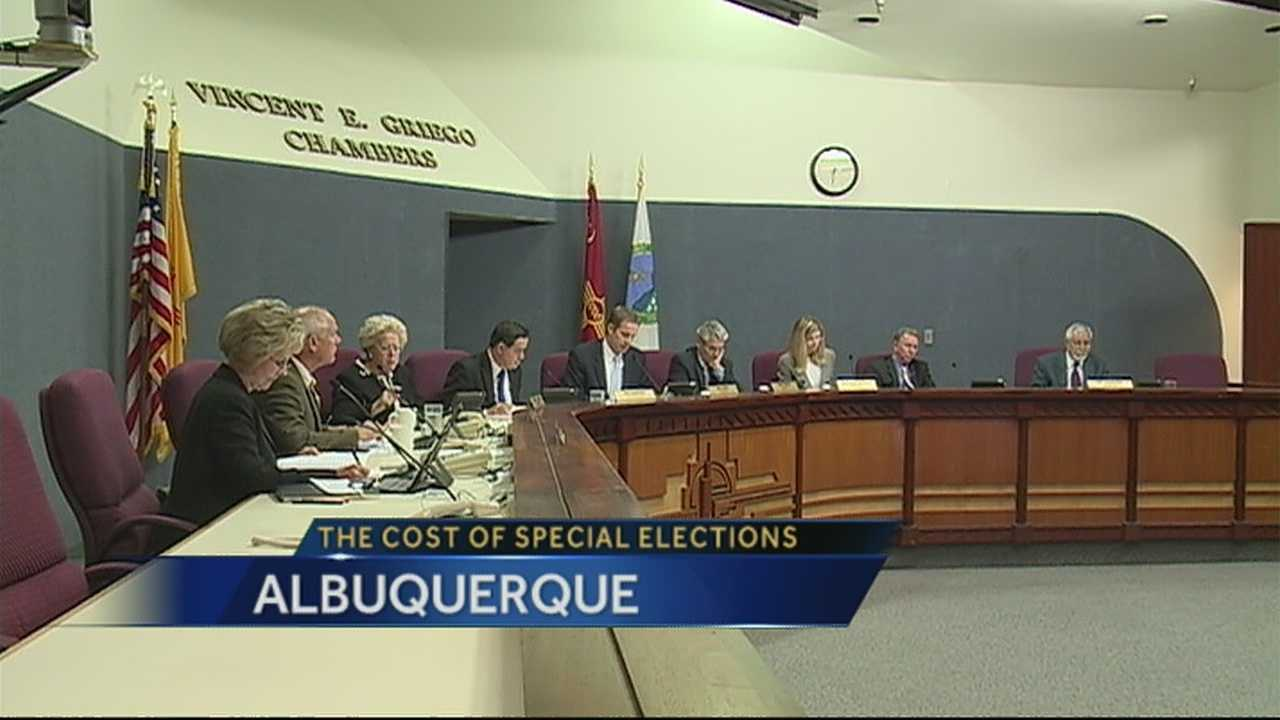 Albuquerque is one step closer to its second special election of the year.
