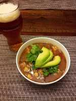 Chile Posole by Mrose 505. CLICK HERE for the full recipe.