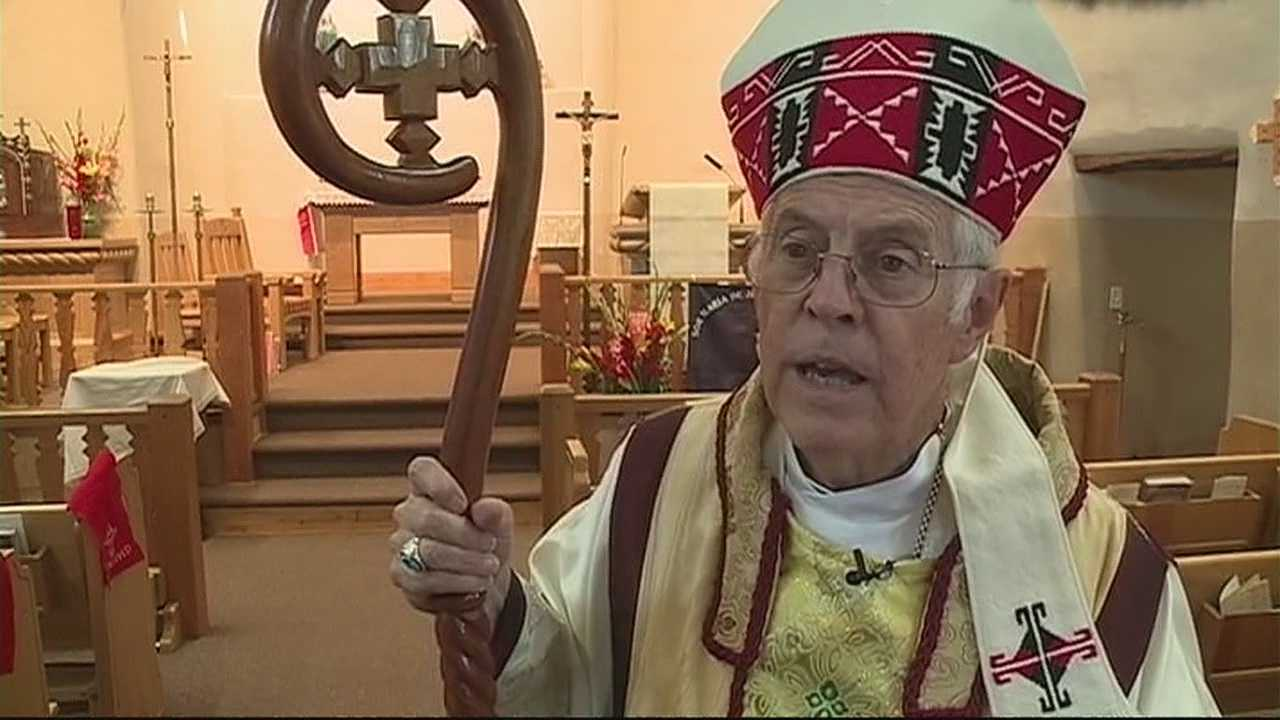 img-Archbishop of Santa Fe reacts to same-sex marriages