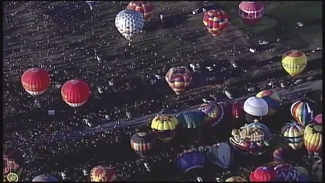 img-Balloon Fiesta art tent organizer missing