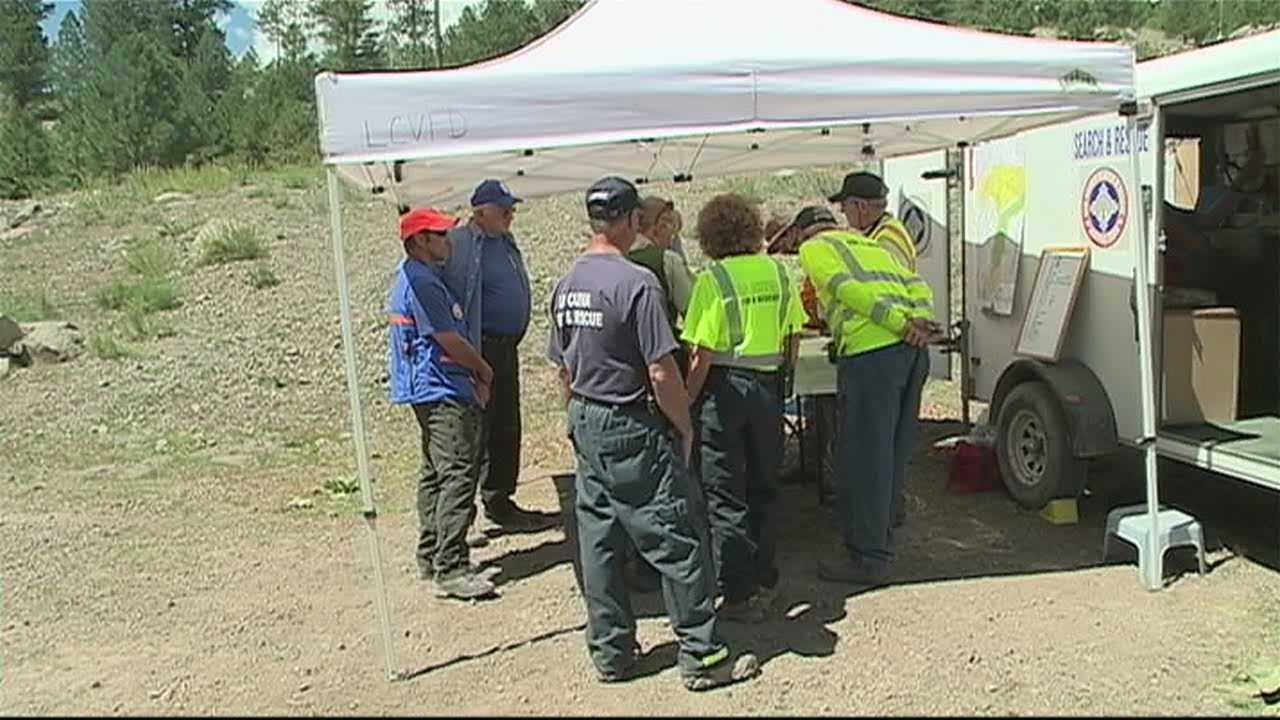 Search and Rescue teams are spending this Labor Day weekend in the Jemez Mountains, looking for a firefighter who has been missing since Friday.