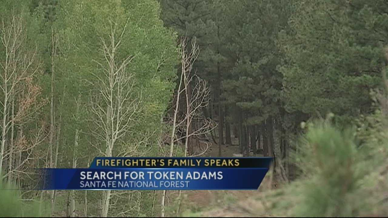 Firefighter has been missing nearly one week