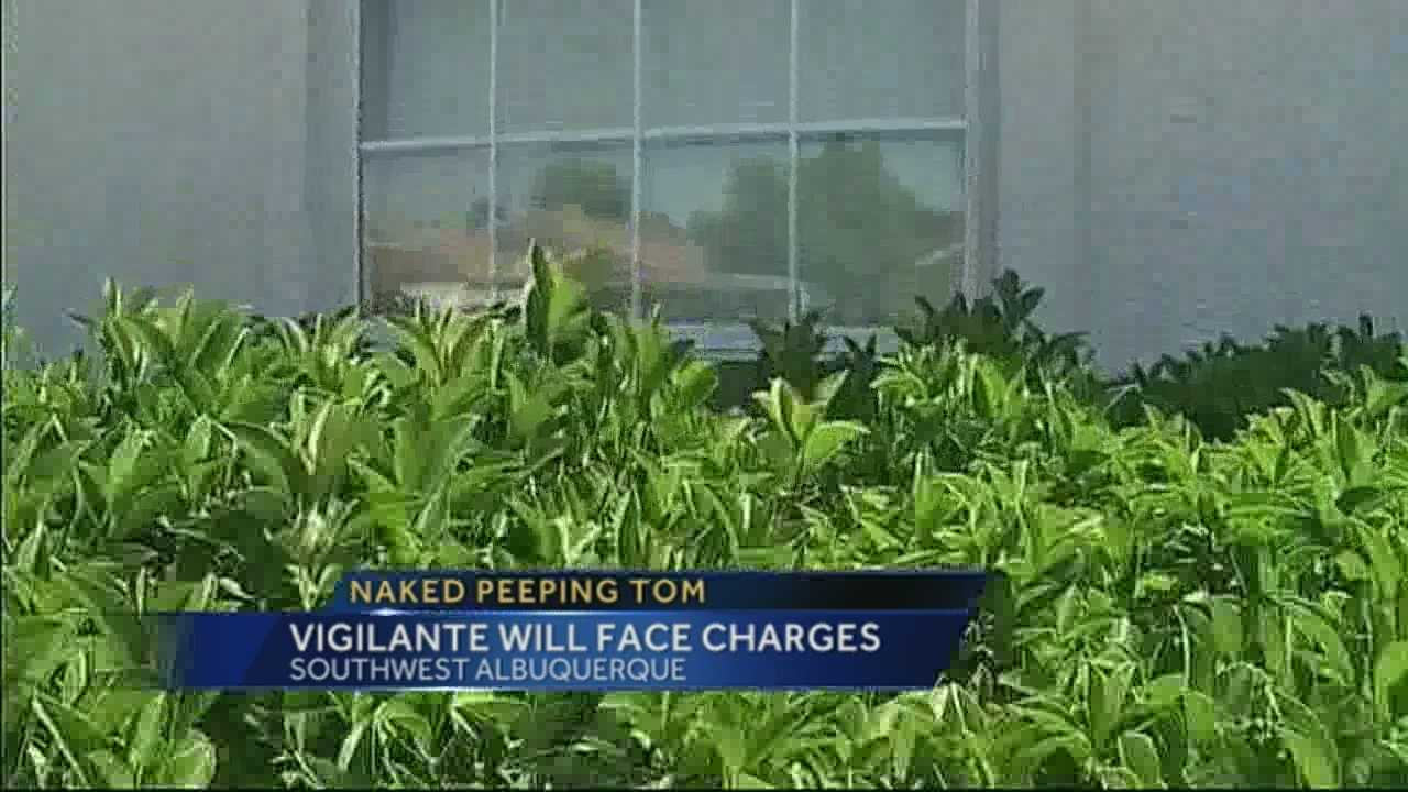 img-Father who police say beat peeping Tom to face charges