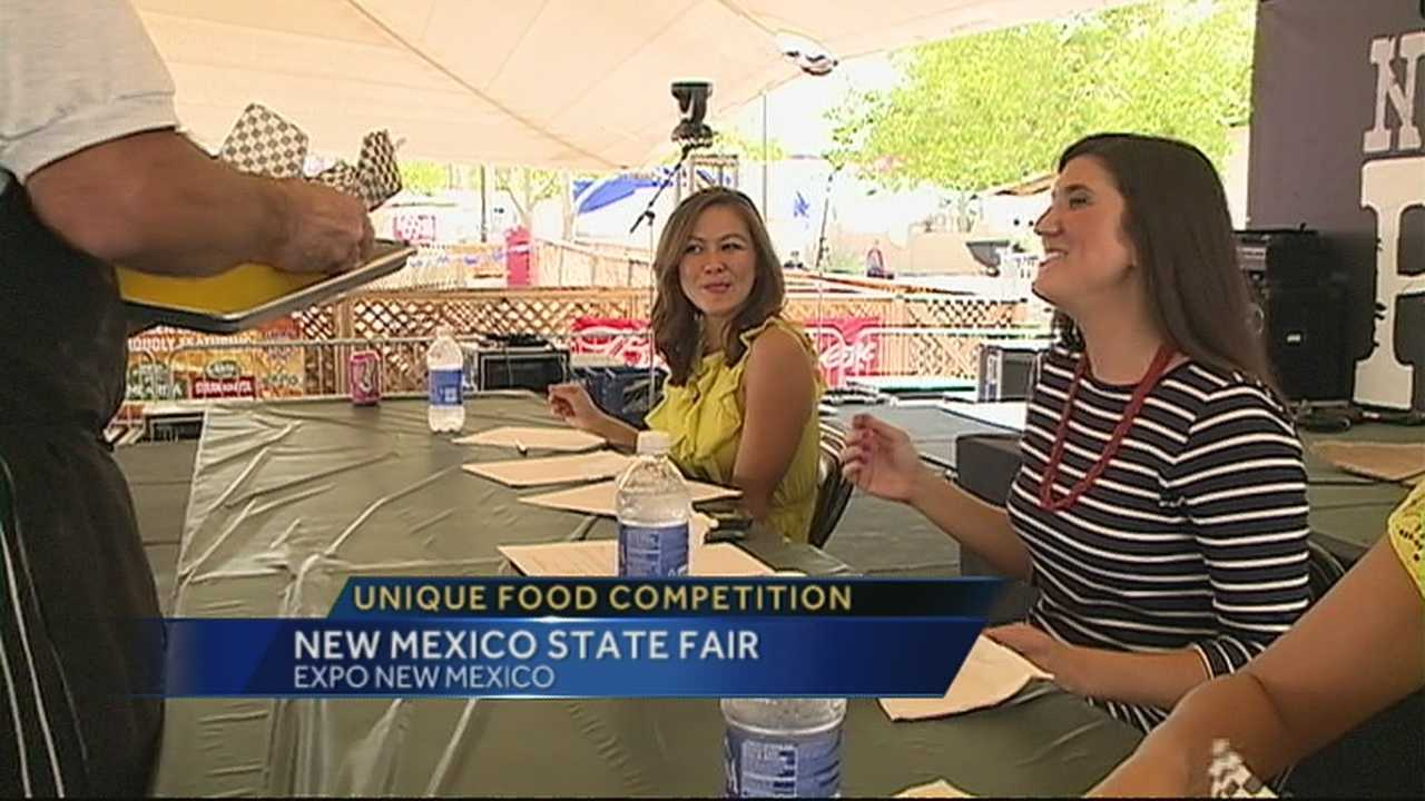 img-Expo New Mexico dishes it up in Unique Food competition