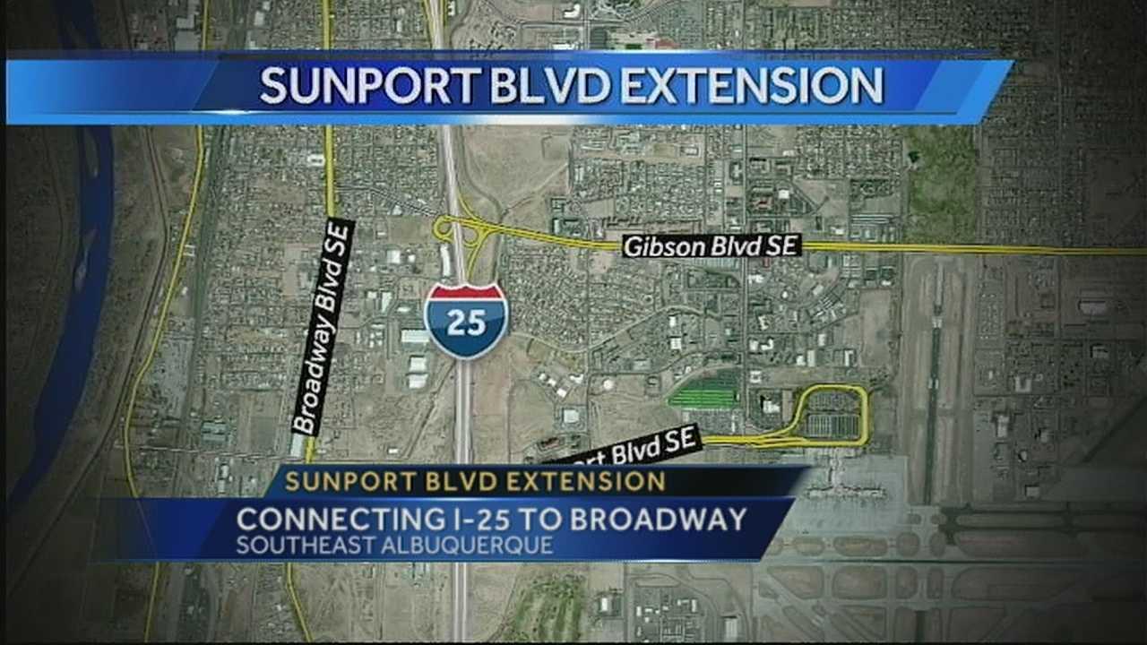 img-Extension of Sunport Boulevard gets greenlight