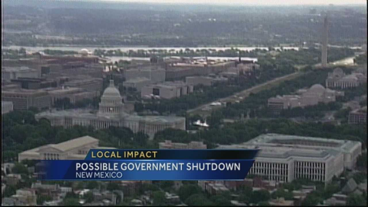 img-Looming shutdown could have big local impact