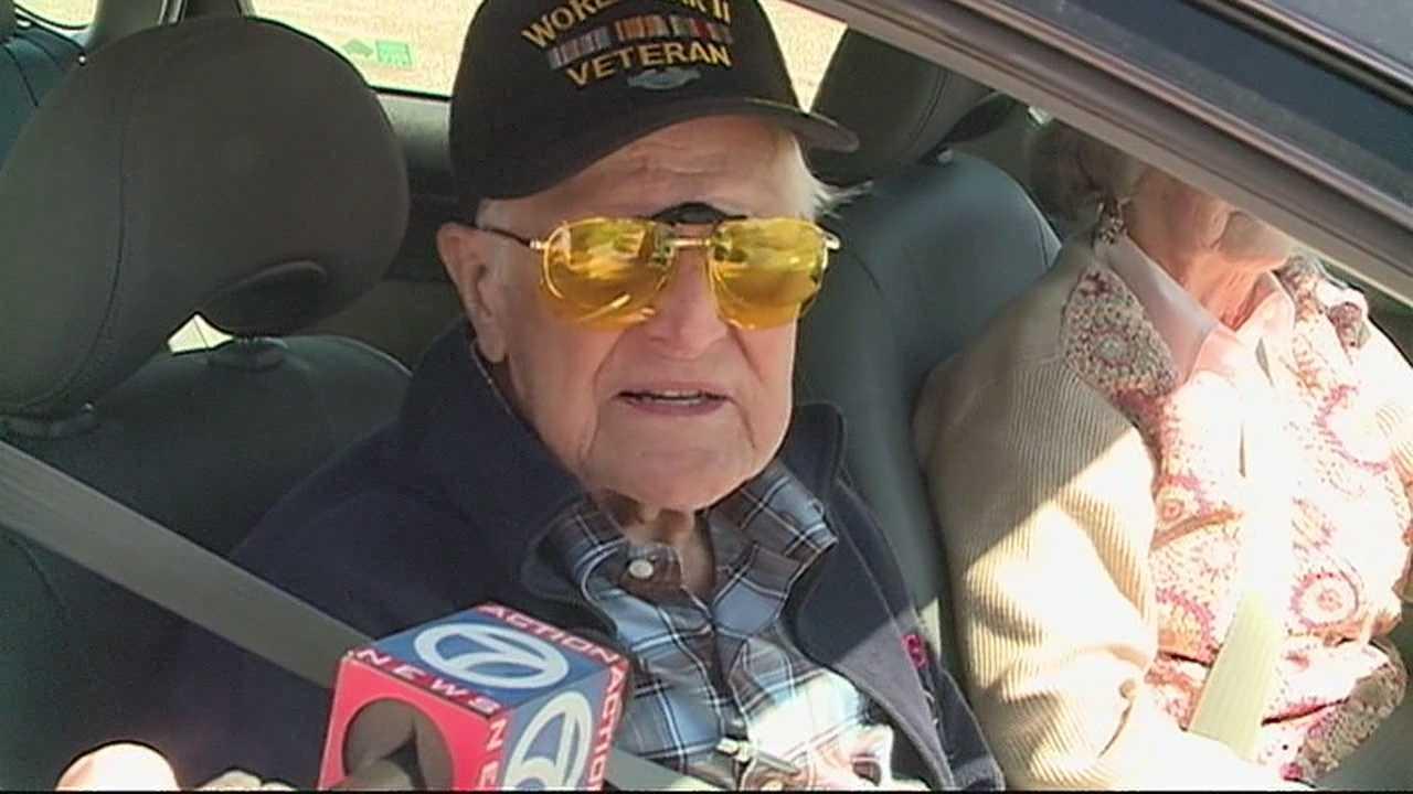 Government shutdown would hurt veterans