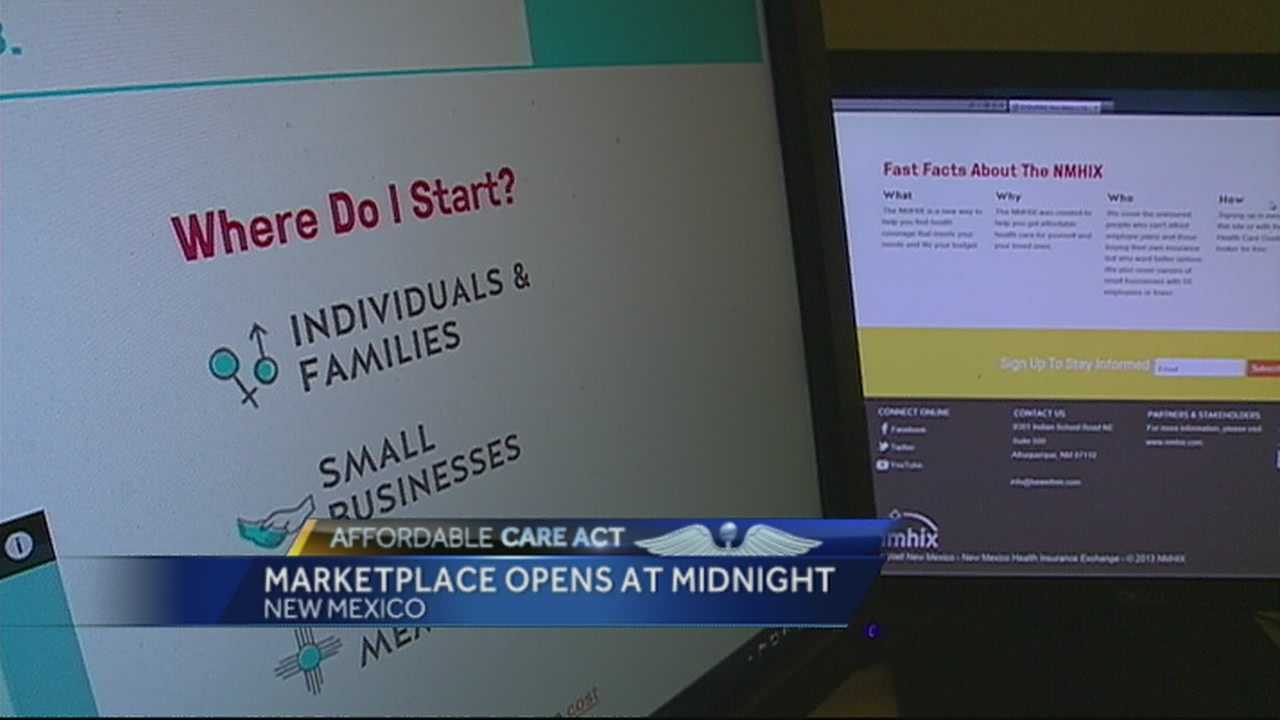 img-New Mexico Health Exchange open for business
