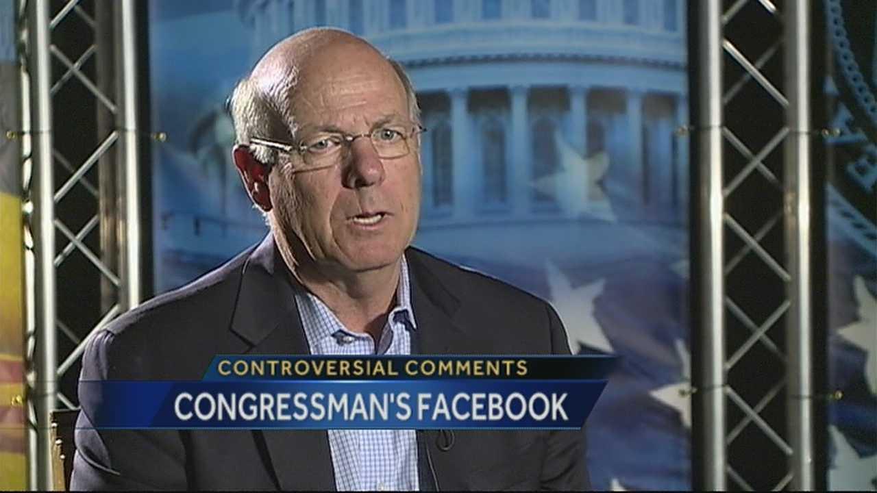 Congressman Steve Pearce responds to Facebook post